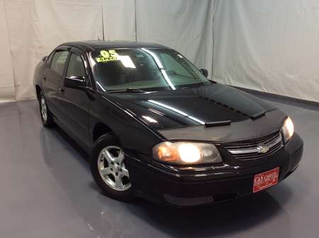 2005 Chevrolet Impala LS for Sale  - SB5671B  - C & S Car Company