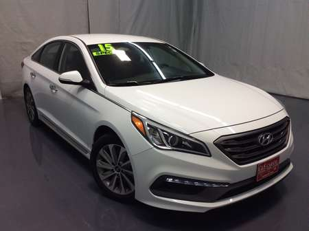 2015 Hyundai Sonata Sport for Sale  - MA3089A  - C & S Car Company