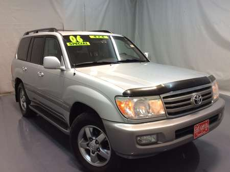 2006 Toyota Land Cruiser  for Sale  - SB6140A  - C & S Car Company