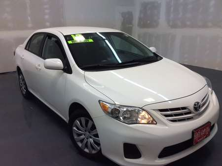 2013 Toyota Corolla LE for Sale  - HY7377A  - C & S Car Company