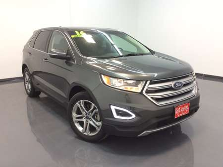 2016 Ford Edge Titanium AWD for Sale  - 14994  - C & S Car Company