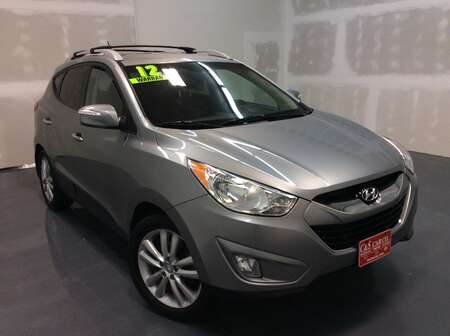 2012 Hyundai Tucson Limited for Sale  - 14896A  - C & S Car Company