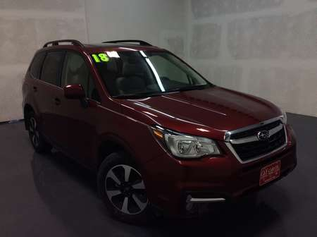 2018 Subaru Forester 2.5i Limited for Sale  - SB6440  - C & S Car Company