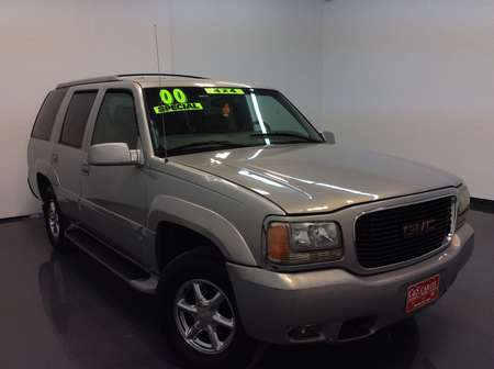 2000 GMC Yukon Denali 4WD for Sale  - HY7195B  - C & S Car Company