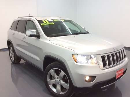 2011 Jeep Grand Cherokee Limited 4WD for Sale  - SB5757A  - C & S Car Company