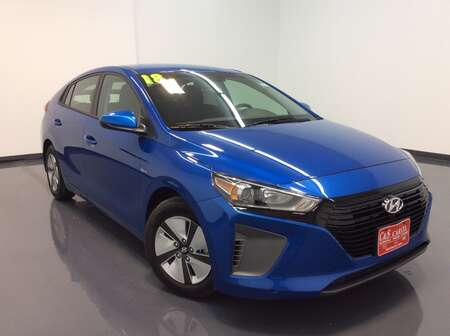 2018 Hyundai Ioniq Hybrid Blue for Sale  - HY7549  - C & S Car Company
