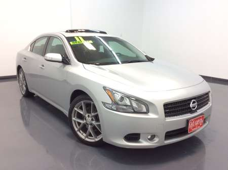 2011 Nissan Maxima SV for Sale  - 14733B  - C & S Car Company