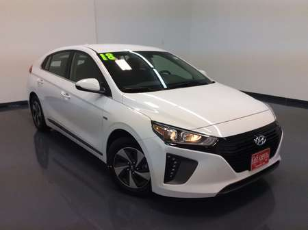 2018 Hyundai Ioniq Hybrid SEL for Sale  - HY7554  - C & S Car Company
