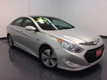 2014 Hyundai Sonata Hybrid Limited for Sale  - HY7514A1  - C & S Car Company