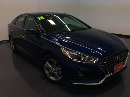 2018 Hyundai Sonata Limited for Sale  - HY7555  - C & S Car Company