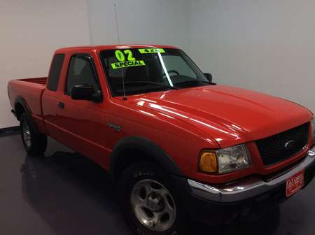 2002 Ford Ranger XLT Supercab 4WD for Sale  - SB6442A  - C & S Car Company