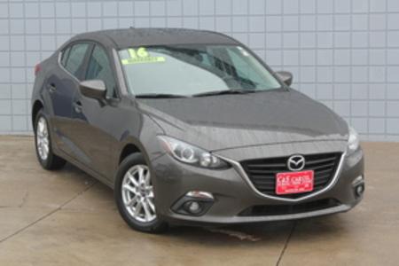 2016 Mazda Mazda3 i Grand Touring for Sale  - SB5486A  - C & S Car Company