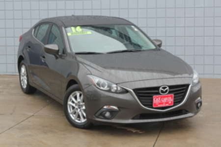 2016 Mazda Mazda3 i Grand Touring for Sale  - SB5486A  - C & S Car Company
