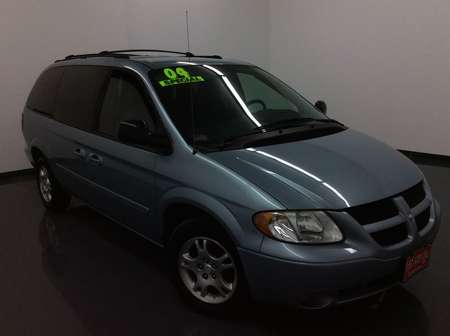 2004 Dodge Grand Caravan SXT for Sale  - 14946  - C & S Car Company