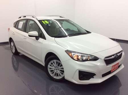 2018 Subaru Impreza 2.0i Premium for Sale  - SB6529  - C & S Car Company