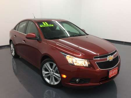 2012 Chevrolet Cruze LTZ for Sale  - SB6525A  - C & S Car Company