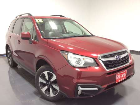 2018 Subaru Forester 2.5i Limited w/Eyesight for Sale  - SB6576  - C & S Car Company