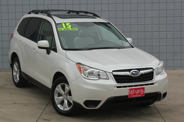 2015 subaru forester premium stock 14553 waterloo ia. Black Bedroom Furniture Sets. Home Design Ideas