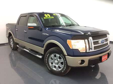 2009 Ford F-150 Lariat Supercrew 4WD for Sale  - 14972  - C & S Car Company