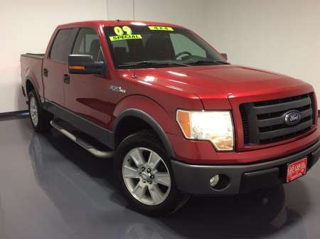 2009 Ford F-150 FX4  Supercrew 4WD for Sale  - 14971  - C & S Car Company