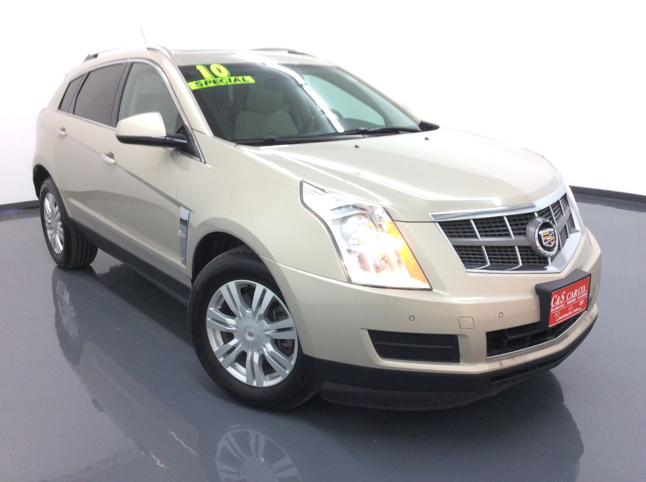 2010 Cadillac SRX  - C & S Car Company
