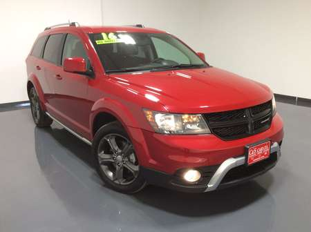 2016 Dodge Journey Crossroad  AWD for Sale  - 14962  - C & S Car Company