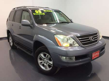 2003 Lexus GX 470 4D SUV 4WD for Sale  - MA2831B  - C & S Car Company