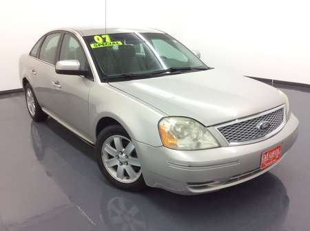 2007 Ford Five Hundred SEL for Sale  - SB6018B  - C & S Car Company