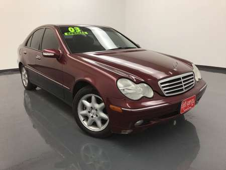 2003 Mercedes-Benz C-Class C320 for Sale  - SB6588B  - C & S Car Company