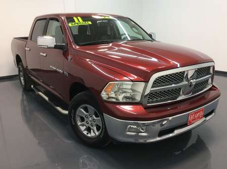 2011 Ram 1500 Laramie Crew Cab 4WD for Sale  - MA3033A  - C & S Car Company