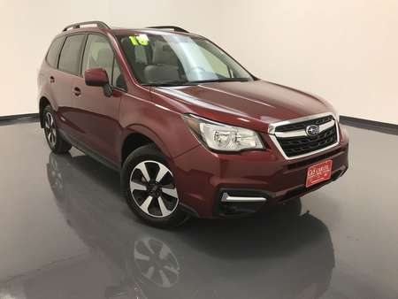 2018 Subaru Forester 2.5i Premium for Sale  - SB6648  - C & S Car Company
