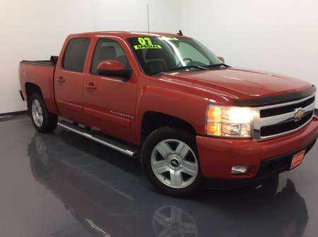 2007 Chevrolet Silverado 1500 LTZ Crew Cab 4WD for Sale  - 14999  - C & S Car Company