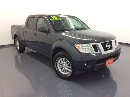 2015 Nissan Frontier SV Crew Cab 4X4 V6 for Sale  - HY7473A  - C & S Car Company