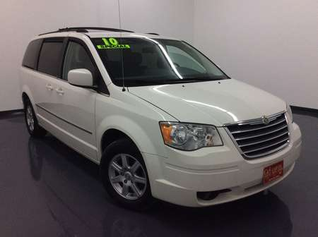2010 Chrysler Town & Country Touring  LWB for Sale  - 14826A  - C & S Car Company