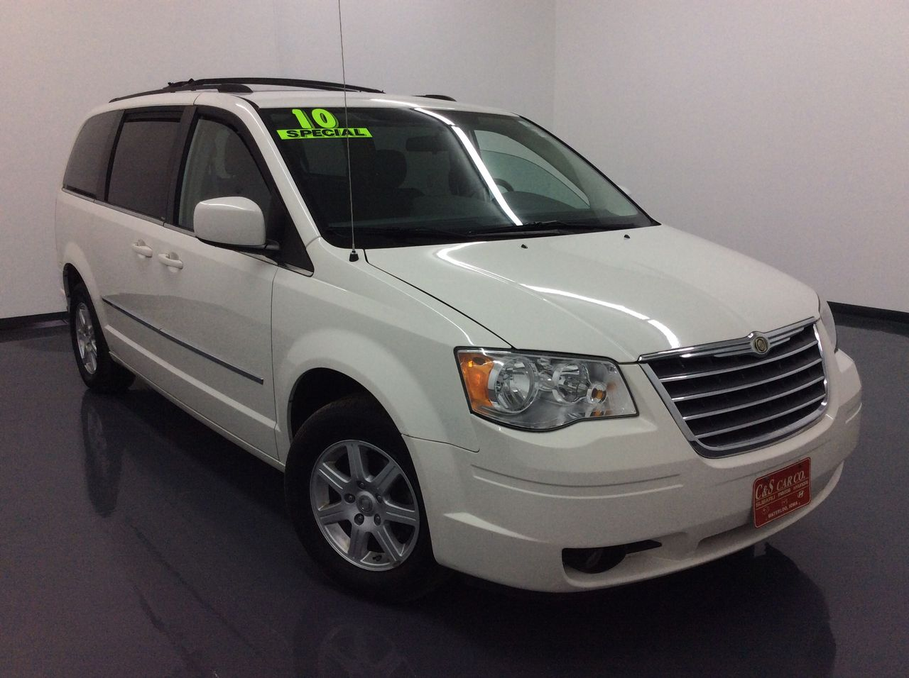 2010 Chrysler Town & Country  - C & S Car Company