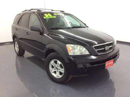 2004 Kia Sorento LX 4WD for Sale  - SB6240B  - C & S Car Company