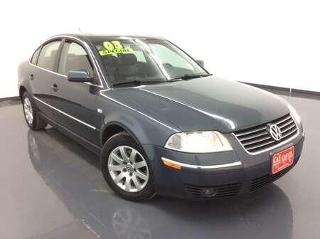 2003 Volkswagen Passat GLS for Sale  - SB6551A  - C & S Car Company