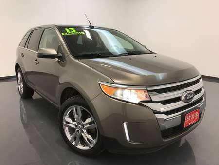 2013 Ford Edge Limited AWD for Sale  - 15036  - C & S Car Company