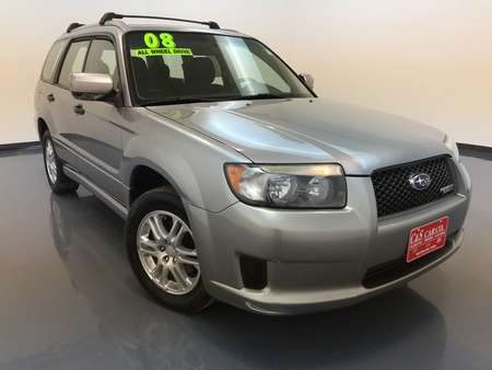 2008 Subaru Forester (Natl) 2.5X Sports for Sale  - SB6686A  - C & S Car Company