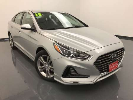 2018 Hyundai Sonata SEL 2.4L for Sale  - HY7596  - C & S Car Company