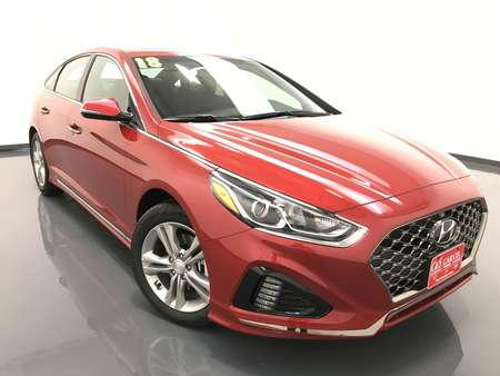 2018 Hyundai Sonata Sport 2.4L for Sale  - HY7598  - C & S Car Company