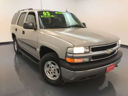 2005 Chevrolet Tahoe 4D Utility 4WD for Sale  - HY7561A  - C & S Car Company