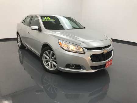 2016 Chevrolet Malibu Limited LTZ for Sale  - 15060  - C & S Car Company