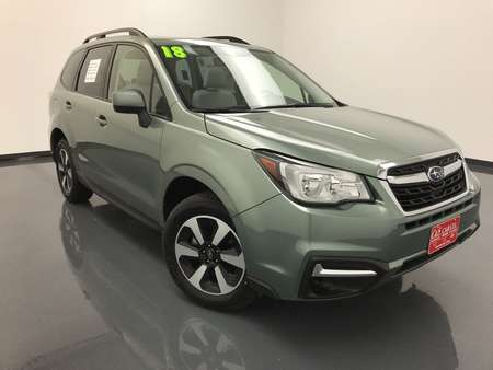 2018 Subaru Forester 2.5i Premium for Sale  - SB6728  - C & S Car Company