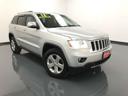 2012 Jeep Grand Cherokee Limited  4WD for Sale  - 15035A  - C & S Car Company