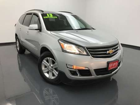 2013 Chevrolet Traverse LT w/2LT  AWD for Sale  - MA2930B  - C & S Car Company