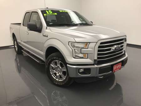 2015 Ford F-150 XLT Supercab 4WD for Sale  - SB6776A  - C & S Car Company