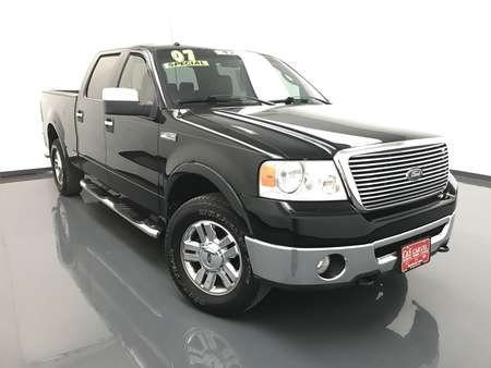 2007 Ford F-150 Lariat Supercrew 4WD for Sale  - SB6639C  - C & S Car Company