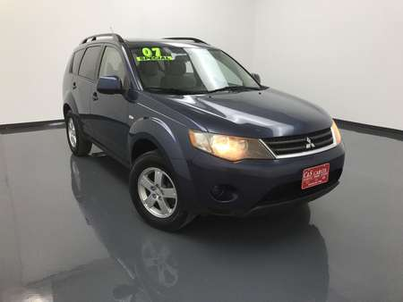 2007 Mitsubishi Outlander ES for Sale  - 15135  - C & S Car Company