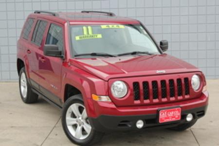 2011 Jeep Patriot Latitude 4WD for Sale  - SB5280C  - C & S Car Company